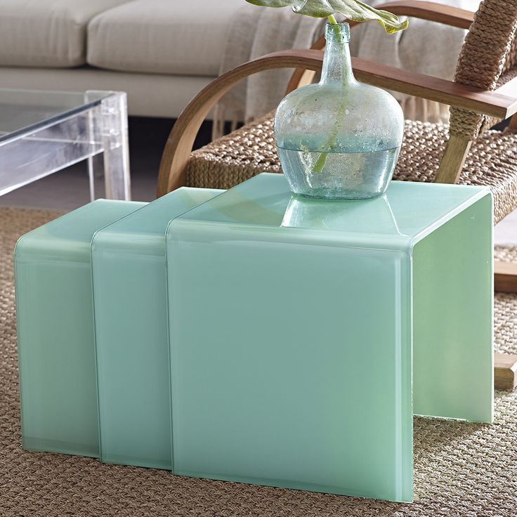 131 best my living room end side sofa tables images on pinterest waterfall nesting side tables new i want these cute little tables watchthetrailerfo
