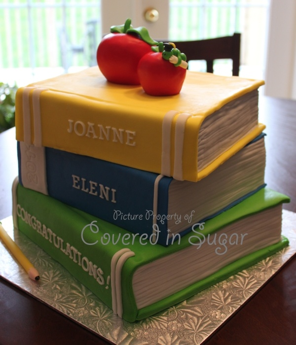 Best Cake Design Book : Graduation cake idea graduation Pinterest