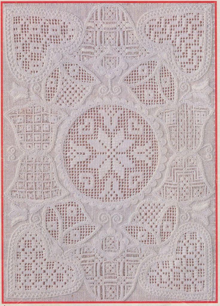 Schwalm whitework - link has patterns, etc