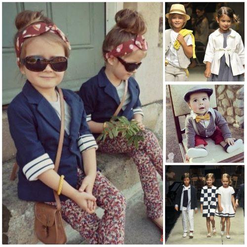 A gyerekek öltöztetése mára nagy üzletté vált, egyes források szerint a gyermekruha-ipar évi 4-5 milliárd euró bevételre tesz szert. A gyerekek igényes öltöztetése persze üdvözlendő törekvés, sajnálatos módon azonban a divattervezők többsége kis felnőttekként tekint a gyerekekre.