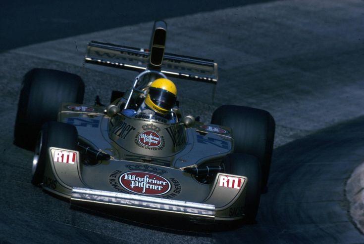 1975 Harold Ertl, Hesketh 308