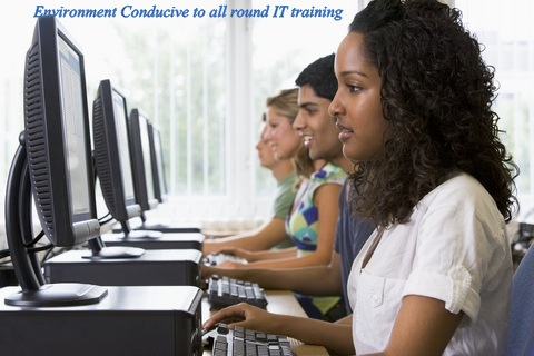 At Rooman we ensure environment most favourable to nurture your IT skill: Computer, Students, High School, Schools, College, Tips, Education, Online