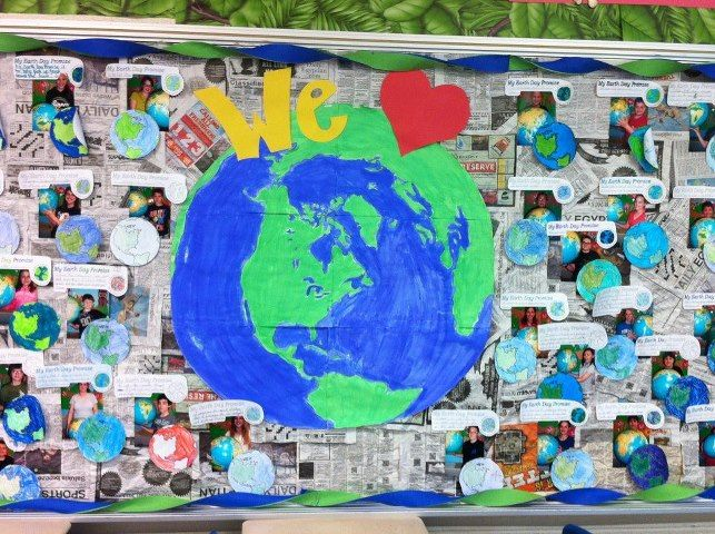 Classroom Ideas For Earth Day ~ Best images about environmental club on pinterest