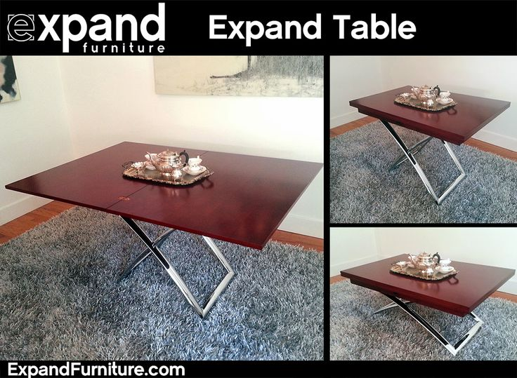 7 Best Space Saving Tables Images On Pinterest Space Saving Table Coffee Tables And Dining