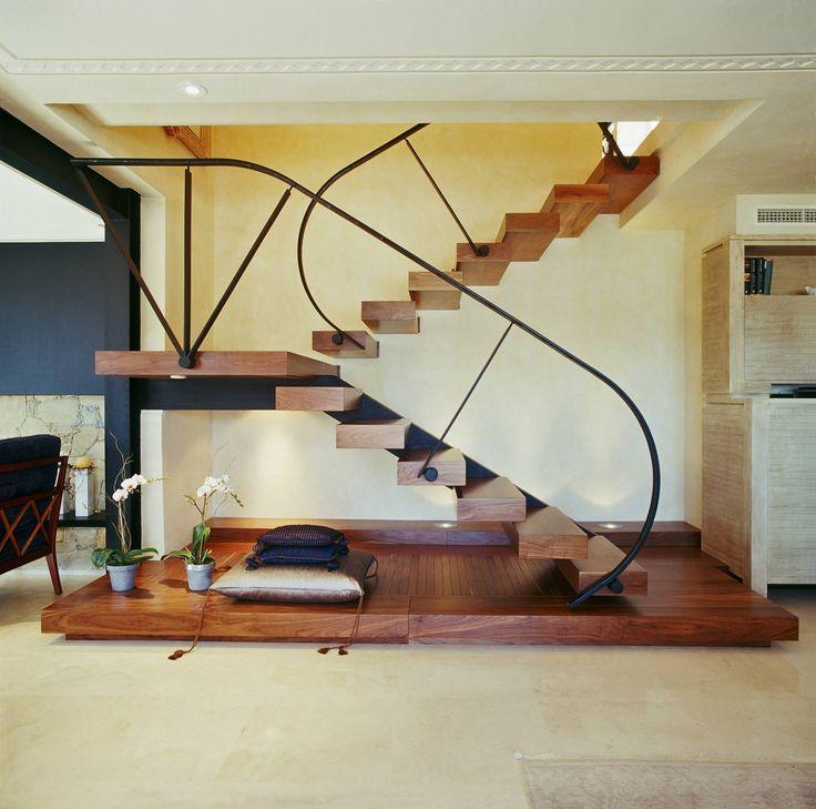 Ojinaga の 階段
