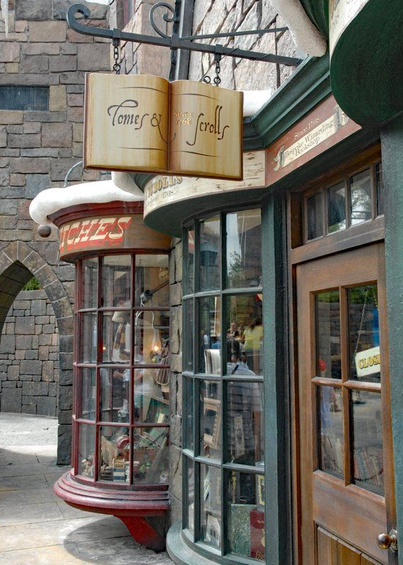 Hogsmeade Shops Etsy Harry Potter Aesthetic Harry Potter Wallpaper Harry Potter Pictures