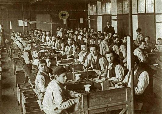 Geschiedenis: De Industriële revolutie.