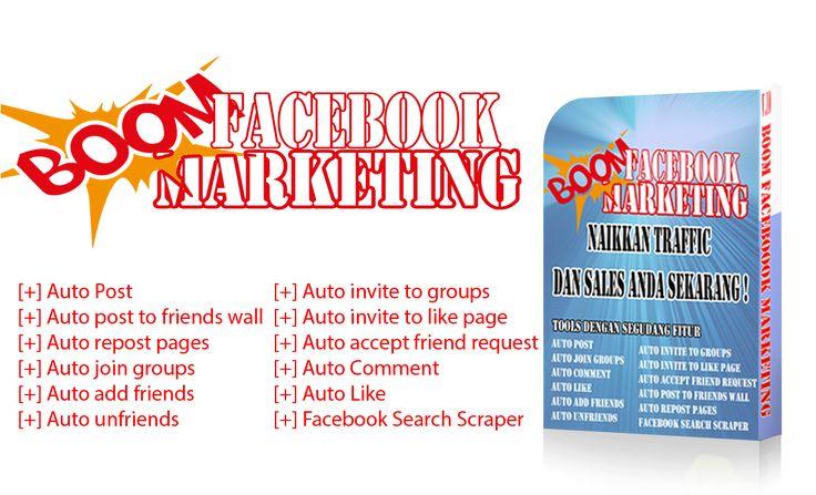159 best tools internet marketing images on pinterest internet tools boom facebook marketing adalah sebuah tools web base yang wajib dimiliki oleh internet marketer berisi segudang fitur canggih yang akan membantu para stopboris Gallery