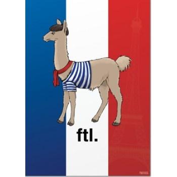 French the Llama