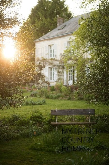 My french country home my blog for French country house blog