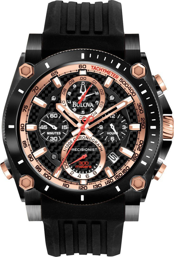 Bulova Watch Precisionist Chronograph TOP TEN