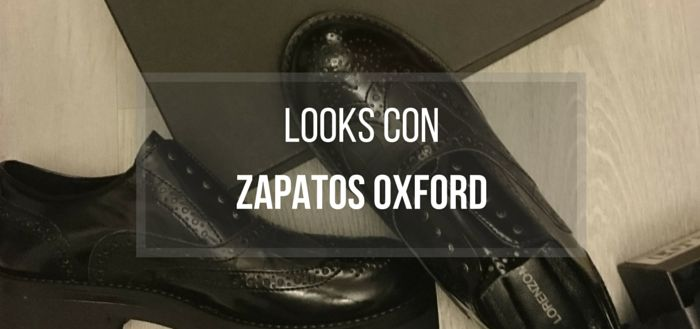 Looks con zapatos oxford