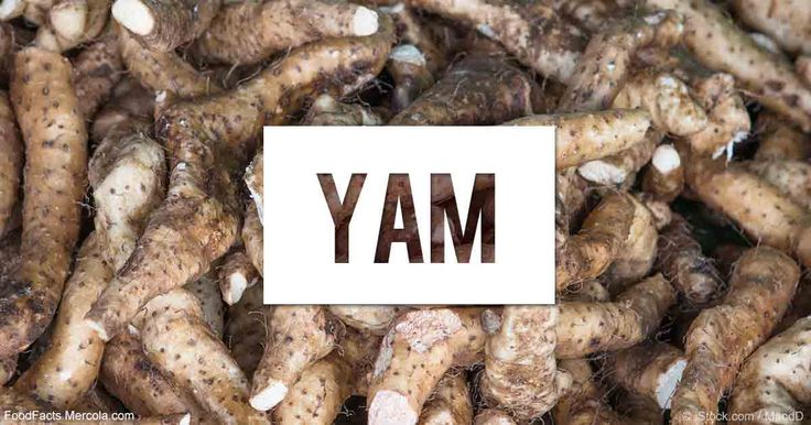 Learn more about yams nutrition facts, health benefits, healthy recipes, and other fun facts to enrich your diet. http://foodfacts.mercola.com/yam.html