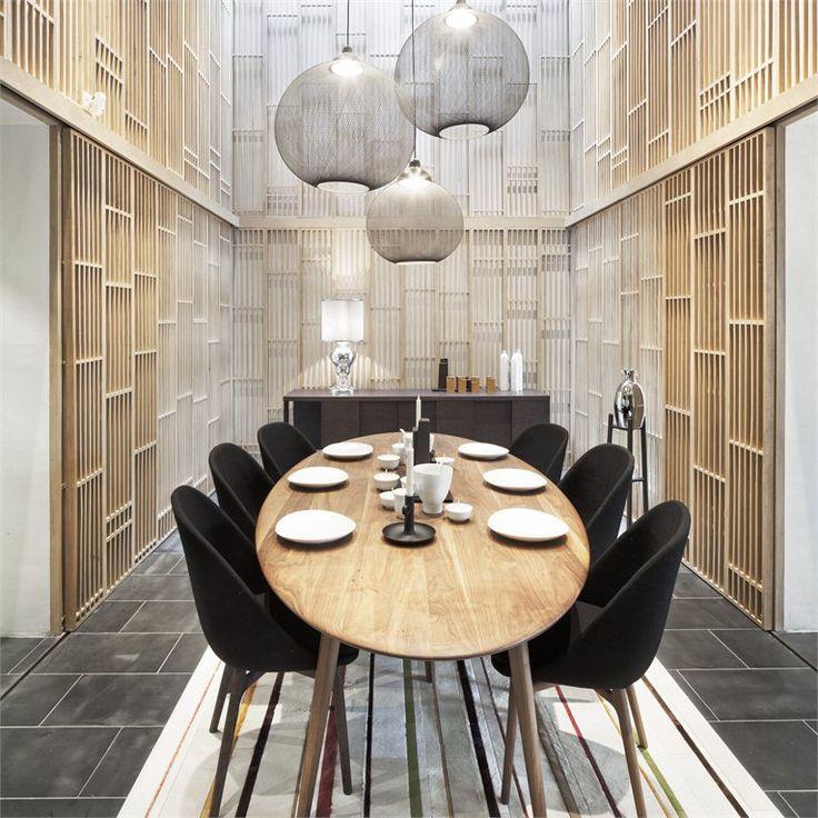 Vanke Model Home Shanghai 2010 By Neri Hu Design And Research Moooi En Noir