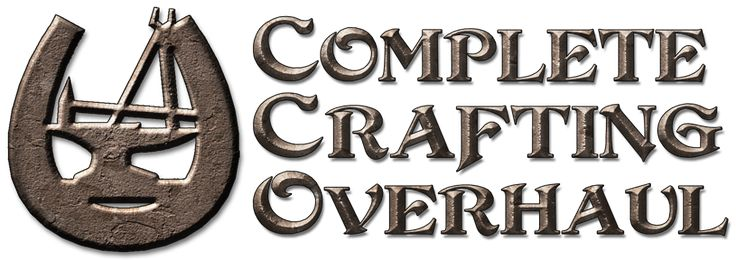 Complete Crafting Overhaul Remade by kryptopyr