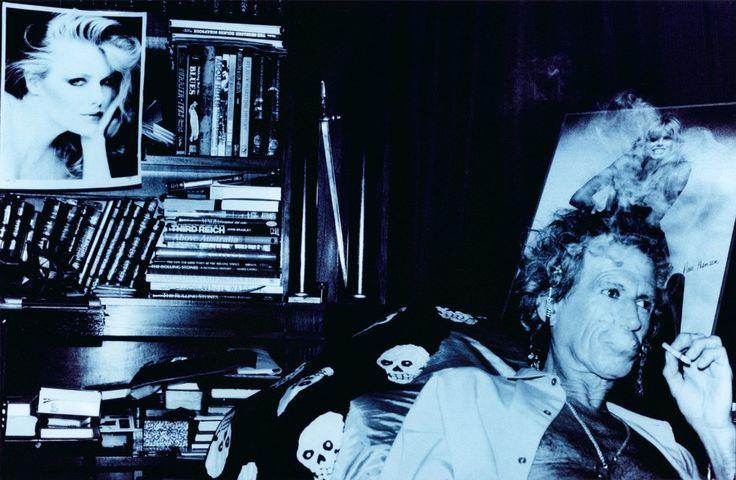 Anton Corbijn. Keith Richards