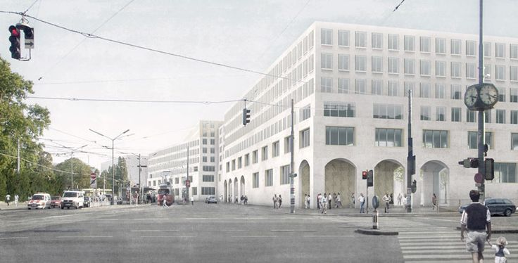 Erste Bank Headquarters - Caruso St. John