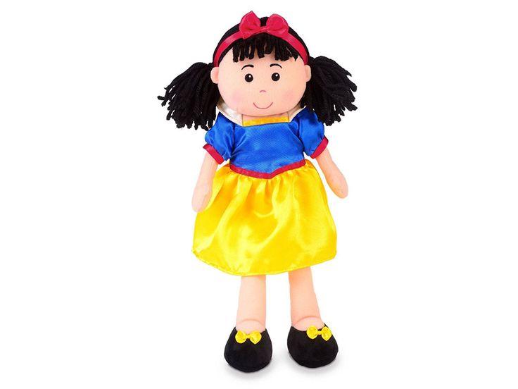 Πάνινες : Πάνινη κούκλα Χιονάτη | Toy-Box.gr - Καλά Εκπαιδευτικά Παιχνίδια