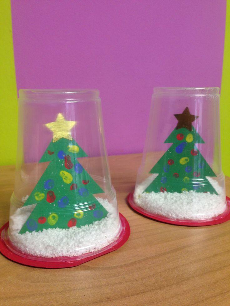 Christmas 🎄 tree craft