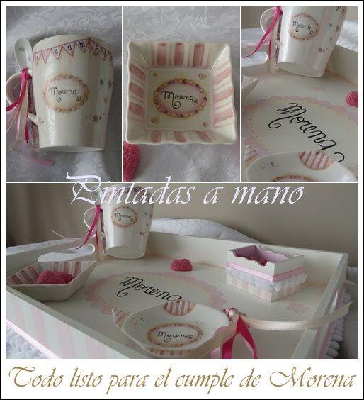 Desayuno de Morena https://www.facebook.com/pintadasamanoPAM