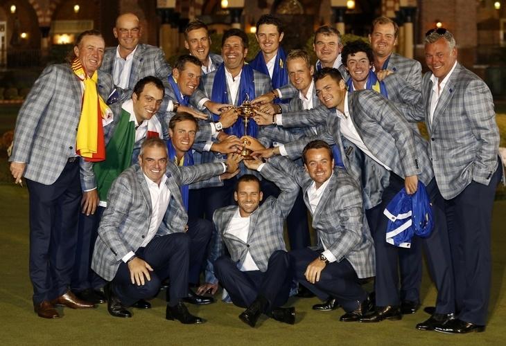 2012 european ryder cup team - Google Search