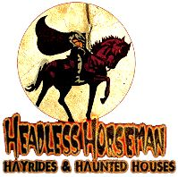 Headless Horseman Hayrides and Haunted Houses is rated the #1 Scream Park in America! | #Marist