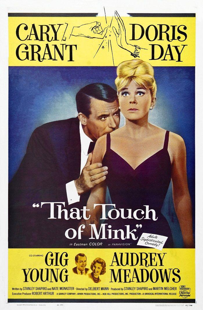 1963 Acteur de Comédie Gary GRANT 1963 Actrice de Comédie Doris DAY 1963 Film de Comédie Delbert MANN
