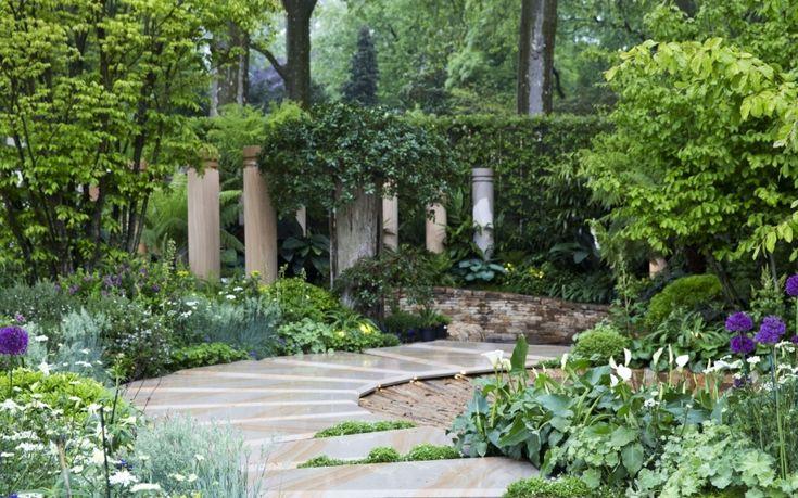 SILVER-GILT Designer: Charlie Albone Garden: The Time In Between by Husqvarna and Gardena Chelsea Flower Show: The medal winners - Telegraph