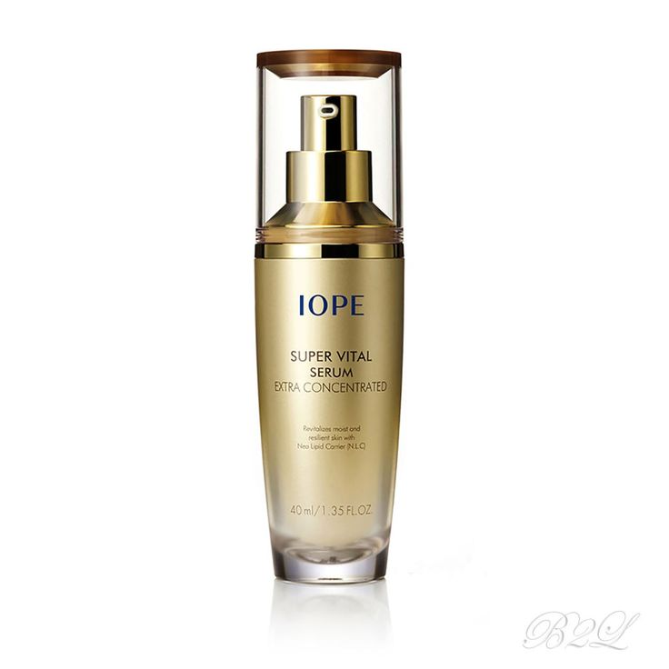 [IOPE] Super Vital Serum Extra Concentrated 40ml / Amore Pacific Korea Cosmetics #IOPE