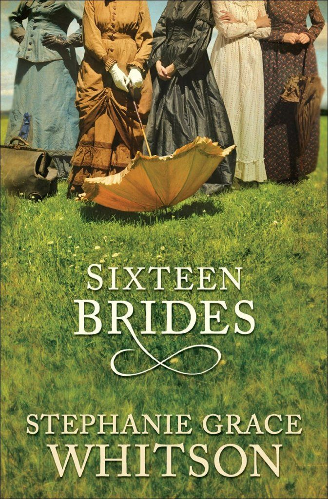 15 best books worth reading images on pinterest book jacket sixteen brides by stephanie grace whitson 199 fandeluxe Gallery