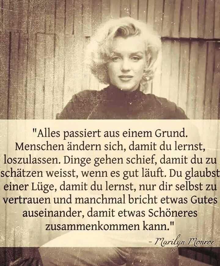 marilyn monroe sprüche 18 besten Marilyn Monroe Zitate in Deutsch | Weisheiten & Albernes  marilyn monroe sprüche