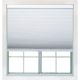 Redi Shade 35.625-In W X 72-In L Snow Light Filtering Cellular Shade Z00c3551400