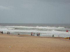Miramar Beach - Panjim Goa