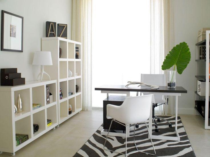 Assez Les 25 meilleures idées de la catégorie Décor de bureau à domicile  YK96