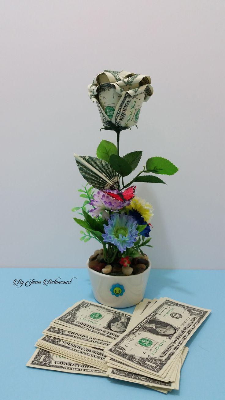 136 Best Dollar Origami Images On Pinterest Dollar Origami Deer