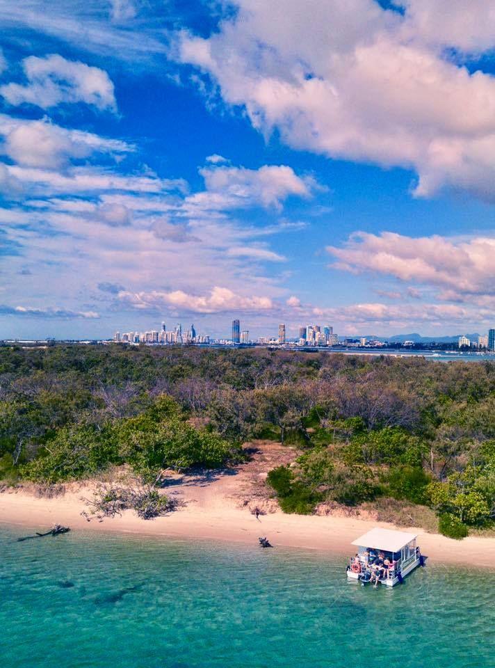 Beautiful Wave Break Island Gold Coast!
