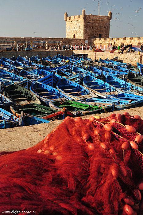 Trip to Morocco, Essaouira harbour: https://digitalphoto.pl/en/travel-photos/morocco/