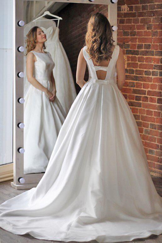 Wedding dress Clarenta