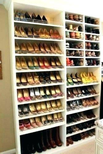 34 The Best Shoes Storage Design Ideas Home Design Closet