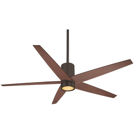 "Found it at AllModern - 56"" Symbio 5 Blade Ceiling Fan"