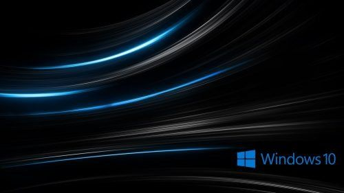 Windows 10 Wallpaper Hd 3d For Desktop With Abstract Black Background Hd Wallpapers Wallpapers Download High Resolution Wallpapers Background Hd Wallpaper Windows Wallpaper Windows 10
