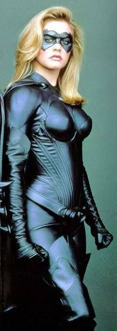 Batman & Robin. Alicia Silverstone my favorite Batgirl