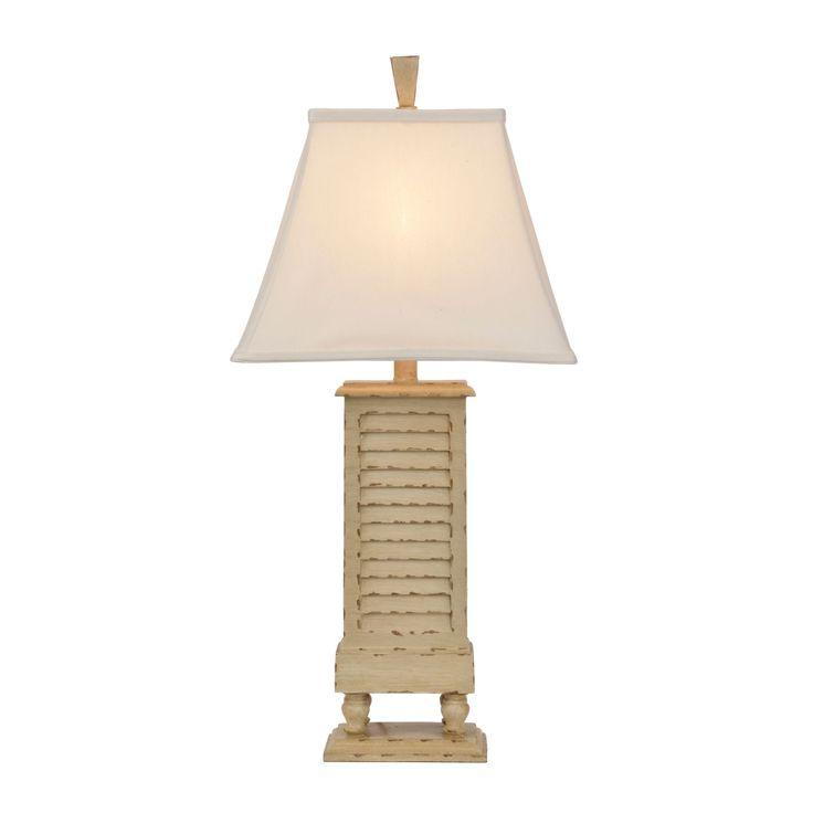 West Lake Shutter Table Lamp Lamp Shutter Table Table Lamp