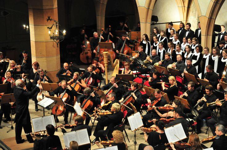 Le National Philharmonique de Russie, Orchestre résident - Le Festival international de Colmar (www.festival-colmar.com) - B. Fruhinsholz