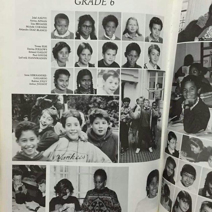 Paulo Goude yearbook