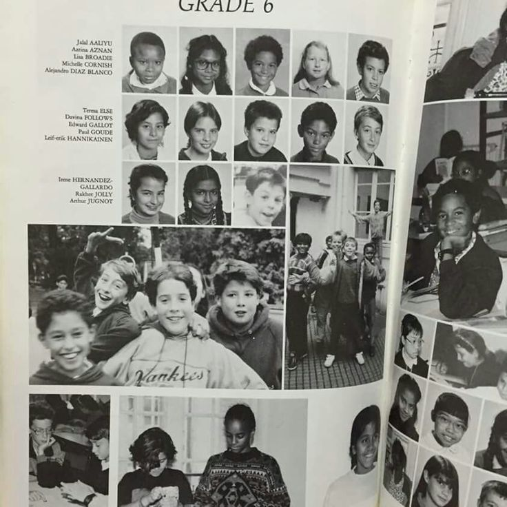 Paulo Goude yearbook