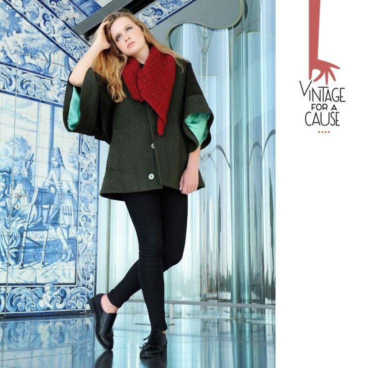 Capa kimono verde da edição Ana Modesto.