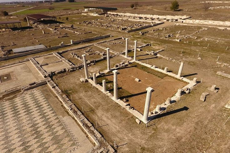 Ancient Palace of Pella to Undergo Restoration Works