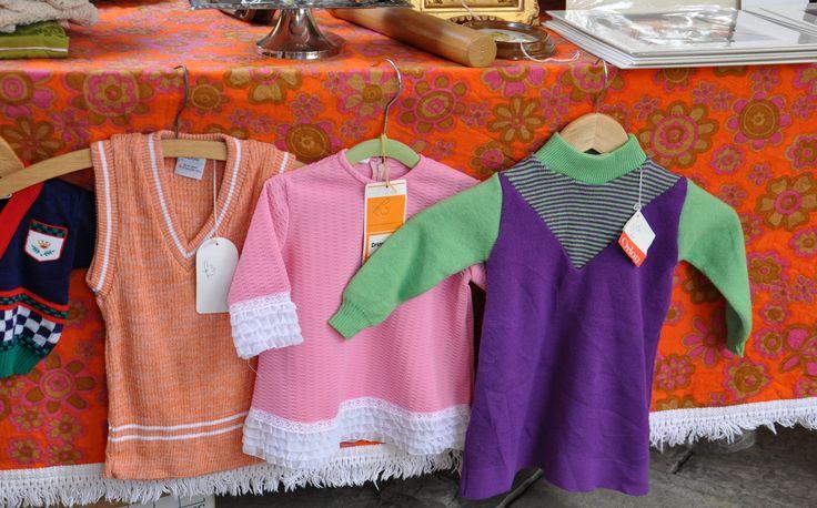 Vintage baby clothes!