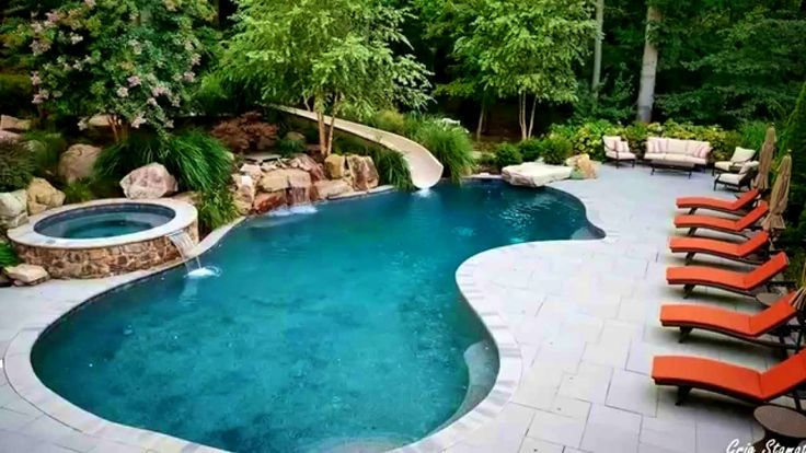 Best 25 kidney shaped pool ideas on pinterest small - Above ground swimming pool rental ...
